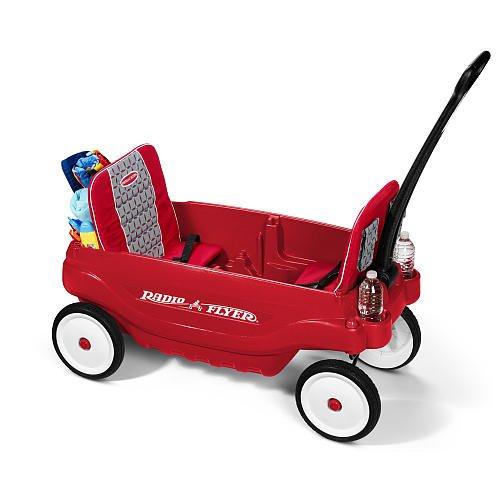 Radio Flyer 5- in-1 Family Wagon