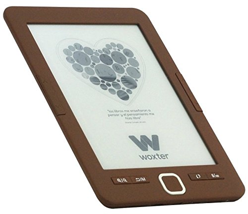 eBook - Woxter Scriba 195 Lite, 4 GB Capacidad, 6
