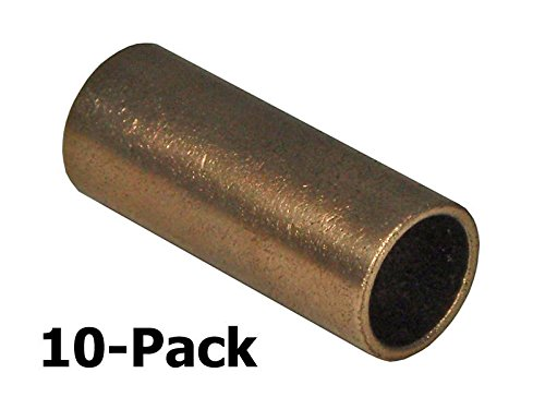 Bronze Leaf Spring Bushing (BS-201-10) 10-Pack by Rigid Hitch