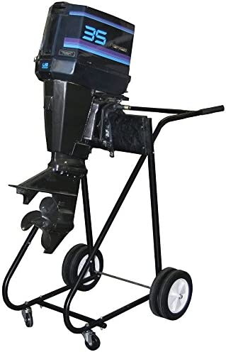115 HP Outboard Motor Cart Engine Stand