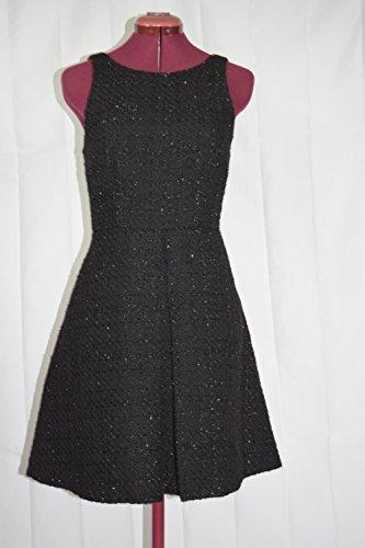 Black Sparkle Cocktail Dress Size 2 by Jennifer - Lopez Jennifer Dress Black