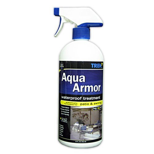 Trek7 Aqua Armor 32 oz. Fabric Waterproofing Spray for Patio and Awning