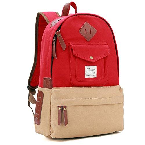 drftghbd - Bolso mochila  para mujer b a