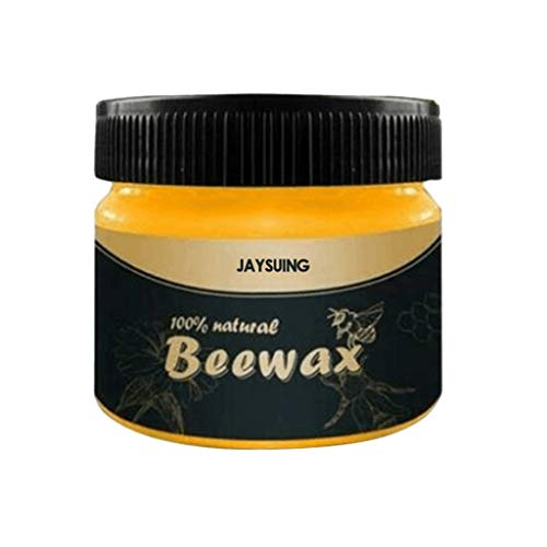 Jonerytime_Wood Seasoning Beewax Complete Solution Furniture Care Beewax Home Cleaning (B) from Jonerytime_Home & Garden