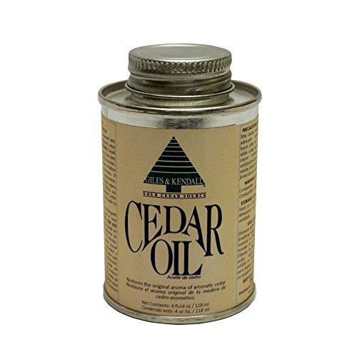 Four Cedar (Cedar Oil 4 oz. (1 cans))