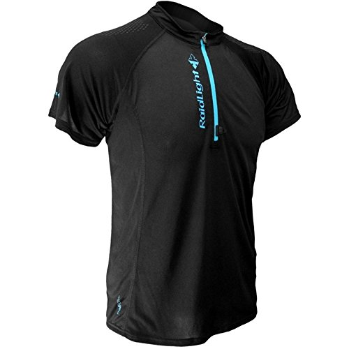 RAIDLIGHT - T-Shirt Homme - RUN ACTIVE Noir