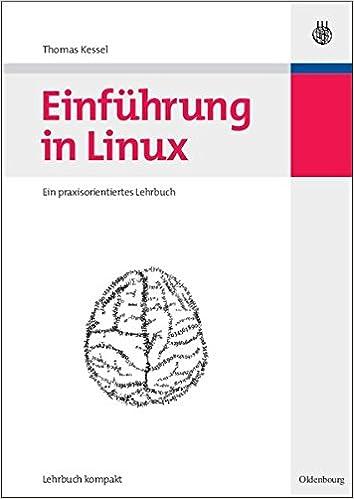 Einführung in Linux: Amazon.de: Thomas Kessel: Bücher