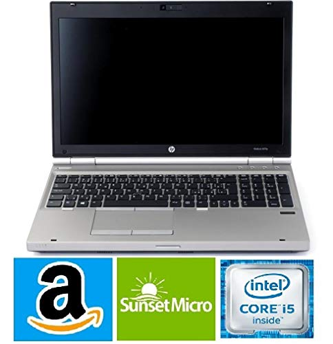 HP EliteBook 840 G2 Notebook PC - Intel Core i5-5200U 2.3GHz 8GB 256GB SSD Webcam Windows 10 Professional (Renewed) (Hp Refurbished Laptop Windows 8)