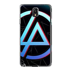 Samsung Galaxy Note3 LXN7716uiOy Custom Attractive Linkin Park Band Skin Best Hard Phone Cases -ChristopherWalsh