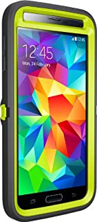 Otterbox Defender Series for Samsung Galaxy S5 - Retail Packaging - Citron Kick (Citron Green/Slate Grey ) (B00IPGW2CA) | Amazon price tracker / tracking, Amazon price history charts, Amazon price watches, Amazon price drop alerts