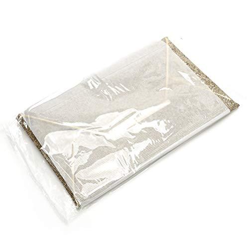 Enveloppe brown pour De Bag Sac Fête Soirée Gshe Et Mariage Pochette Sequin pCwPwq4