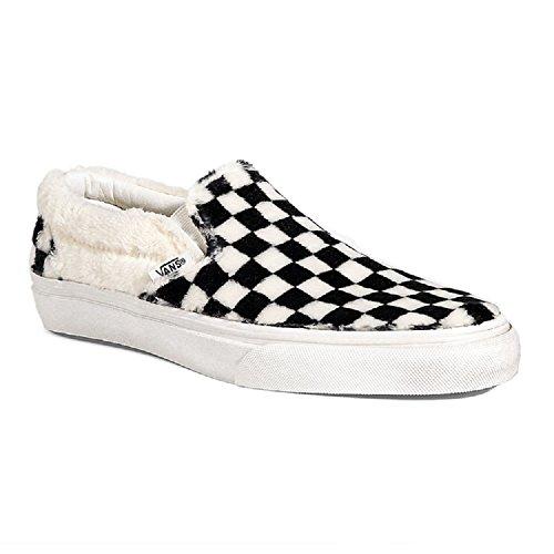 Sherpa Checkerboard Mens Skate Shoes
