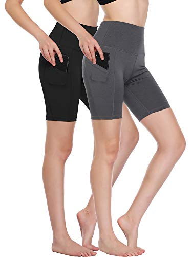 Cadmus Womens Workout Shorts Pockets product image