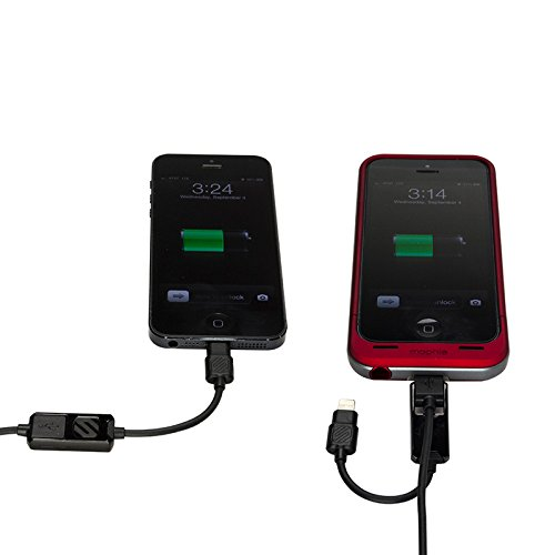 Retail Packaging Scosche Smartstrike USB to Lightning Charge and Sync Cable