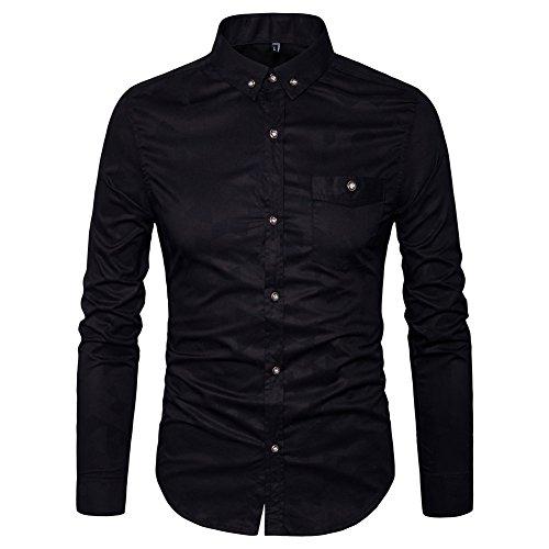 dress shirts with black pants - 7