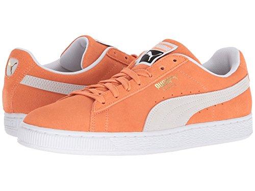 [PUMA(プーマ)] メンズランニングシューズ?スニーカー?靴 Suede Classic Melon/PUMA White Men's 11.5 (29.5cm) Medium