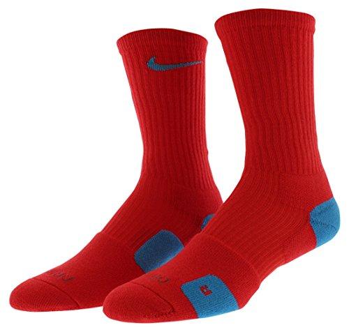Nike Calzini da basket Unisex adulto Elite Cremisi/blu (Crimson/Vivid Blue/Vivid Blue) El Envío Libre 100% Auténtico Almacenar En Línea Barato Pago Holgura Con Visa Grandes Ofertas De Liquidación MZ1u9G