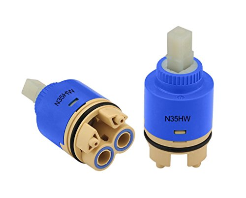(CUPC Certified N35HW 35mm Replacement Faucet Cartridge)