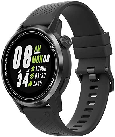 Coros APEX Premium Multisport GPS Watch with Heart Rate Monitor