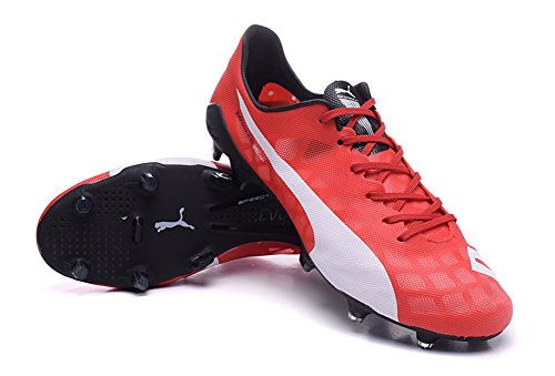 Fg Speed Boot - VCJU2MR1P Generic Men Evo SPEED 1 4 SL FG Soccer Red Football Boots