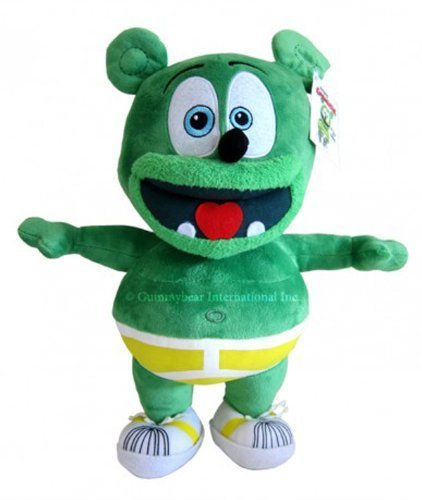 7005ee1ac00e82 Buy GummibÀr (The Gummy Bear) Singing Plush Toy Online at Low Prices in  India - Amazon.in
