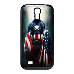 Generic Case Captain America For Samsung Galaxy S4 I9500 G7Y6658106