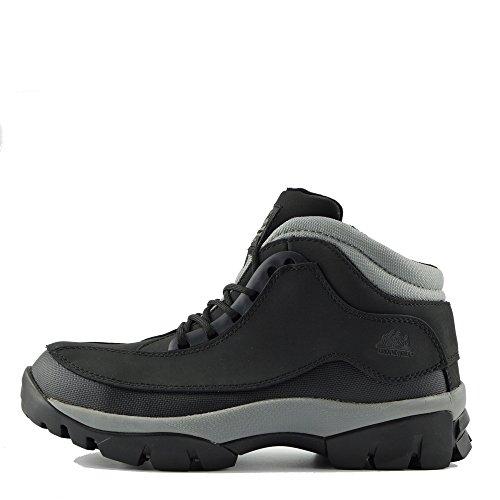 Femmes Un Nouveau Confort De Travail Chaussures De Sécurité Noir CPR94Wb
