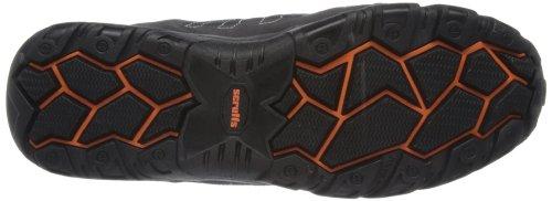 Scruffs Juro Hiker - Calzado de protección, color Negro, talla 12 UK Negro