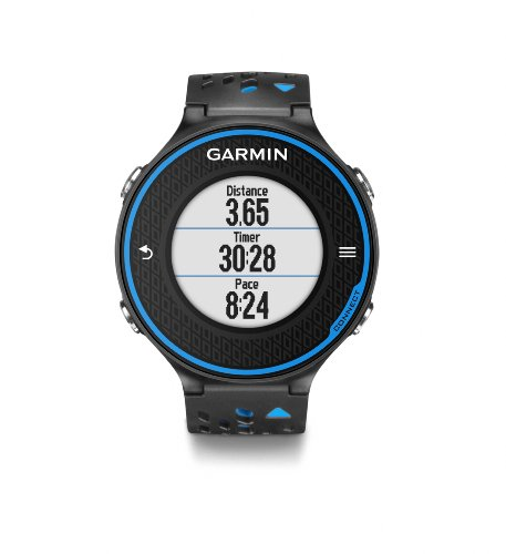 Garmin Forerunner 620 Black Blue