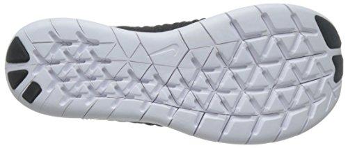 Corsa RN Black Donna Nero Nike Wmns Scarpe White da Bianco Free Flyknit Wz4YU4qE