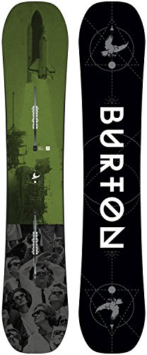 Burton Process Flying V Snowboard Mens Sz 159cm