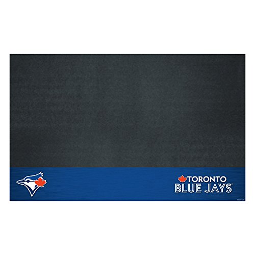(FANMATS MLB Toronto Blue Jays Vinyl Grill)