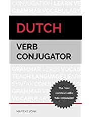 Dutch Verb Conjugator: The most common verbs fully conjugated