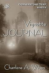 Cornerstone Deep Series Vignette Journal Paperback