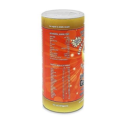Great Lakes Unflavored Gelatin, Kosher, 16 Ounce Can (2 pack): Amazon.es: Alimentación y bebidas