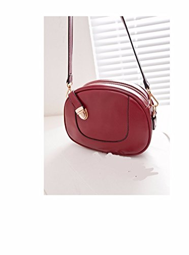 Money coming shop 2017 New Europe Style Fashion Vintage women leather handbag small mini bag women shoulder bag crossbody clutch bag QWT043 (Yves Saint Laurent Vintage Tie)