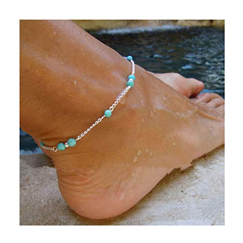 CanB Turquoise Anklet...