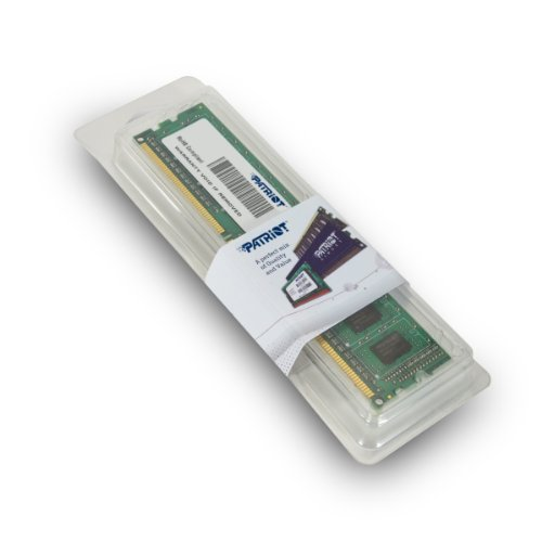 Patriot Signature 4GB DDR3 PC3-12800 (1600MHz) CL11 DIMM Memory Module PSD34G160081 by Patriot (Image #2)