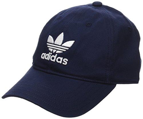 adidas Trefoil Cap Gorra, Unisex Adulto Azul (Conavy/White)