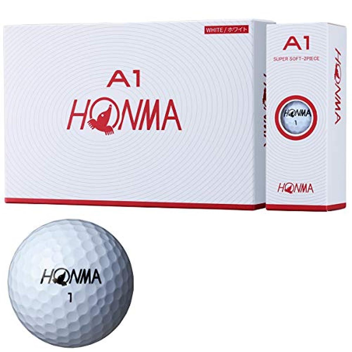 [해외] 혼마 골프 HONMA 골프 볼 A1 BT1905