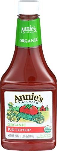 Annies Naturals, Ketchup Organic, 24 Ounce