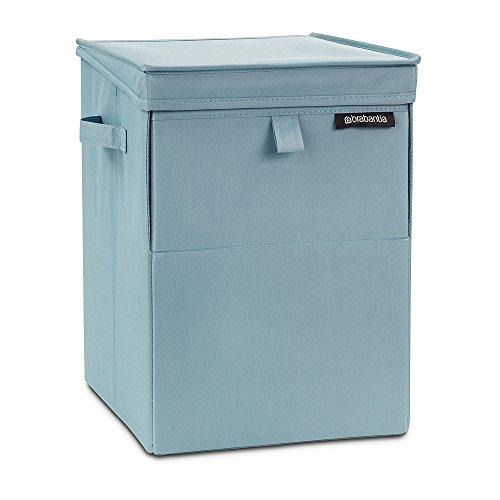 Brabantia Stackable Laundry Box, Mint, 9.25 gallon