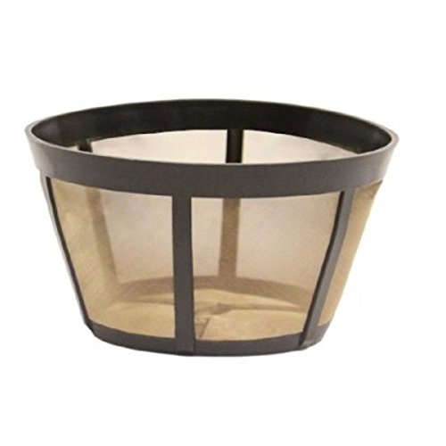 Bunn Coffee Maker Nhb Manual : Bunn Replacement Washable Goldtone Basket Coffee Filter Fits Models: BX, BTX, GRX, NHB, NHS, ST ...