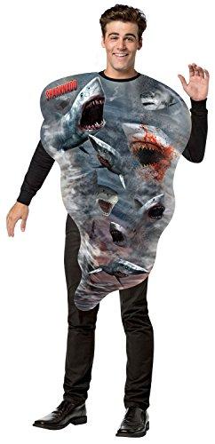 Sharknado Tornado Costumes (Sharknado Tornado Costume - One-Size)