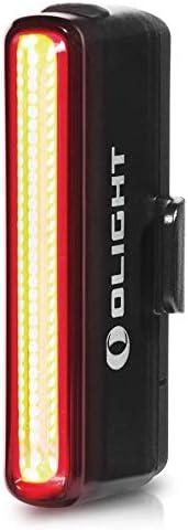 Olight® SEEMEE 30 Bike Tail Light 30 Lumens 230 Degree Visibility LED Bicycle Rear Light 800 m Viewable Range,