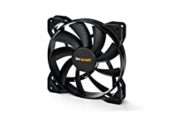 be quiet! BL047 PURE WINGS 2 140mm Max.1000RPM 61CFM 18.8dB(A) Cooling Fan
