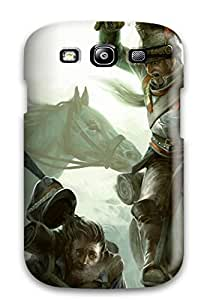 Galaxy S3 Napoleon Total War Video Game Other Print High Quality Tpu Gel Frame Case Cover