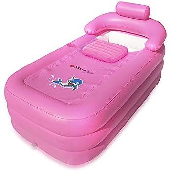 Eosaga Inflatable Bath Tub Pvc Portable Tub Spa
