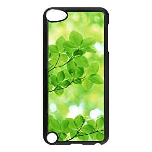 For HTC One M8 Phone Case Cover Nature Sunshine Green Leaves Hard Shell Back Black For HTC One M8 Phone Case Cover 306326