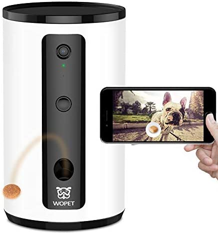 WOPET Smart Pet Camera Communication product image